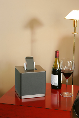 Prototype soundCube 2008